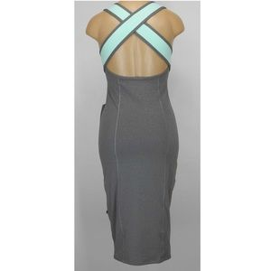 Lululemon Picnic Play Dress Heathered Slate/TRQB 4